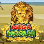 Mega Moolah jackpot skapad av Microgaming